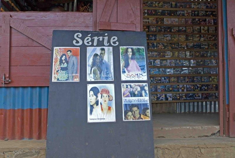 série telenovelas brésiliennes