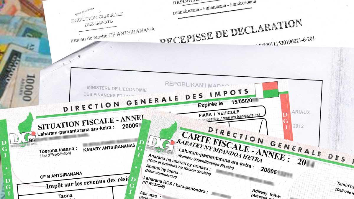 Carte Statistique Madagascar.Formaliser Les Entreprises Pour De Meilleures Recettes Fiscales