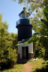 Le phare de Tanikely