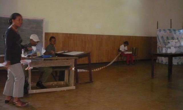 Pr sidentielle malgache antsiranana i - Heure ouverture bureau vote ...