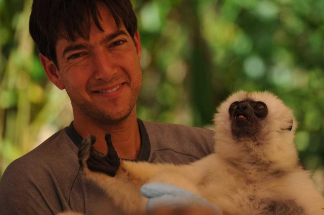 Dr Erik Patel de Duke Lemur Center conservation SAVA